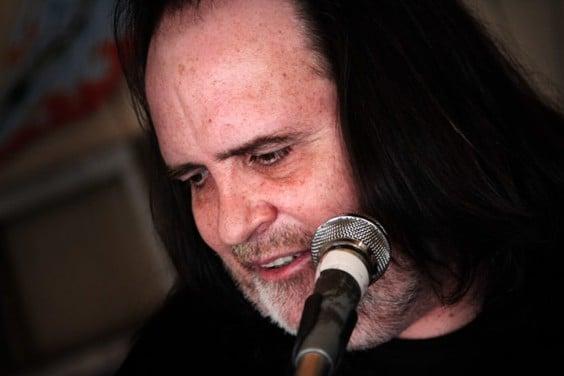 Undated photo of Colin Stewart.