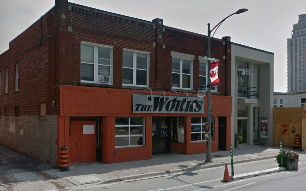 The Works on King Street in London, Ont.