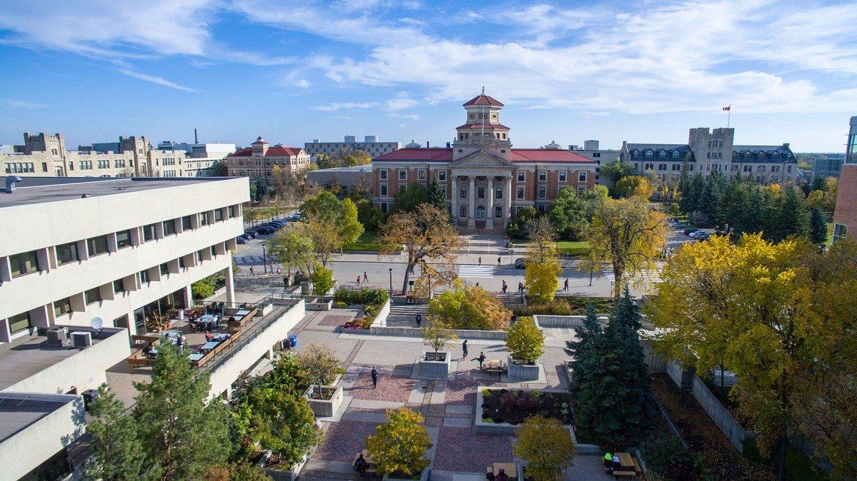 The University of Manitoba.