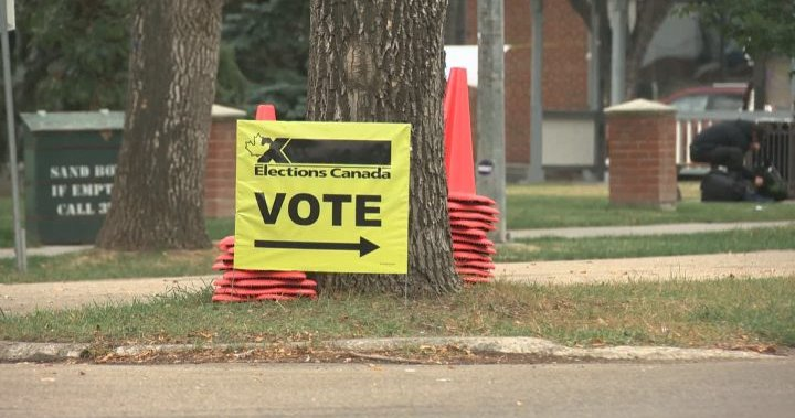 'I was frustrated': No more voting options for people still isolating due to COVID-19 on Monday   Globalnews.ca