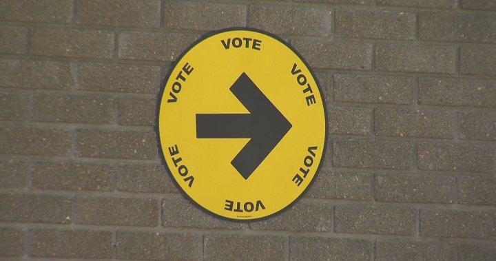 Calgary's municipal election advance polls set to open Monday – Calgary