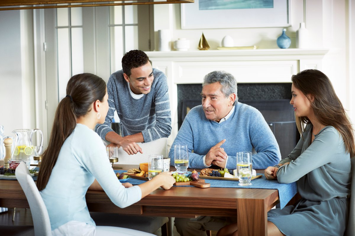 How to talk to your family about your final wishes - image