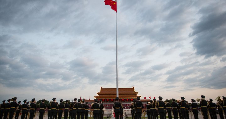China sends largest-ever incursion into Taiwan airspace