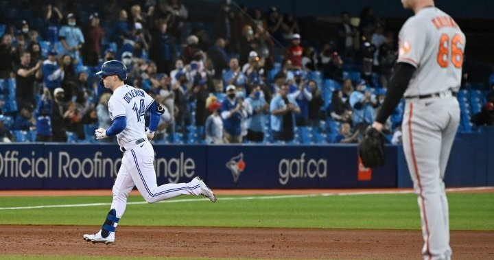 Jansen, Dickerson hit home runs for Blue Jays in 6-4 win over Orioles – Toronto