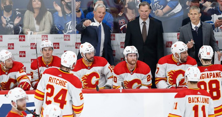 Calgary Flames start 2021 NHL season with head coach Darryl Sutter, new leadership – Calgary