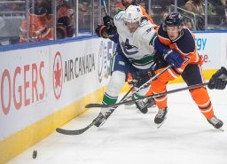 Continue reading: Big guns sit out as Edmonton Oilers end pre-season in Vancouver
