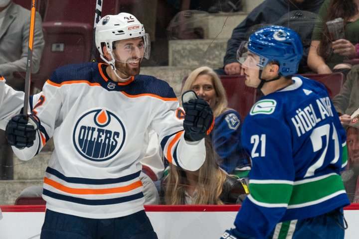 , Edmonton Oilers hang on for pre-season win over Canucks, The World Live Breaking News Coverage & Updates IN ENGLISH