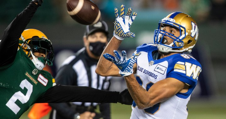 Bombers win seventh straight, clinch playoff spot with victory over Elks