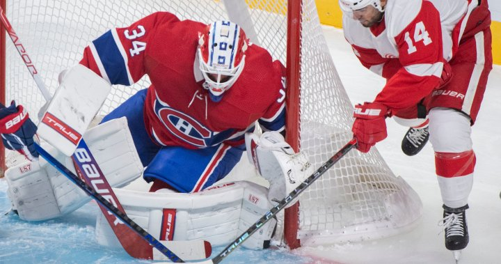Call Of The Wilde: Montreal Canadiens dominate the Detroit Red Wings