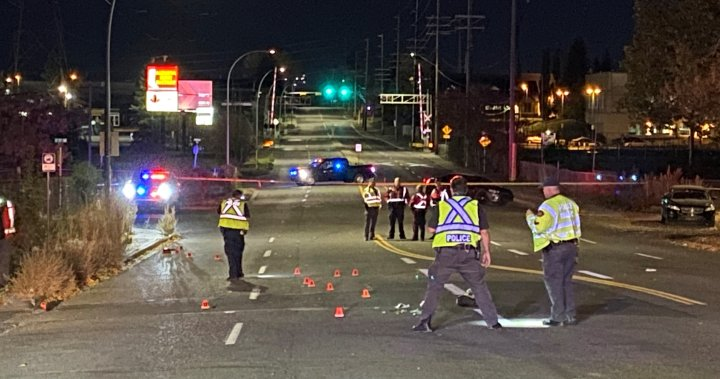 Man critically injured in south Calgary hit and run collision early Friday – Calgary