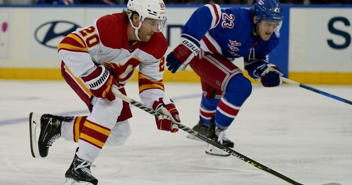 Coleman helps lead Flames to 5-1 win over Rangers – Calgary