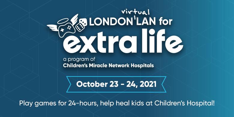 London Virtual LAN for Extra Life - image