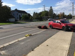 Continue reading: West-end Kingston crash sends 1 to hospital