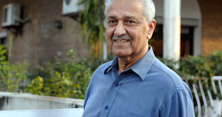 Abdul Qadeer Khan, father of Pakistan's nuclear bomb, dies at 85 – National