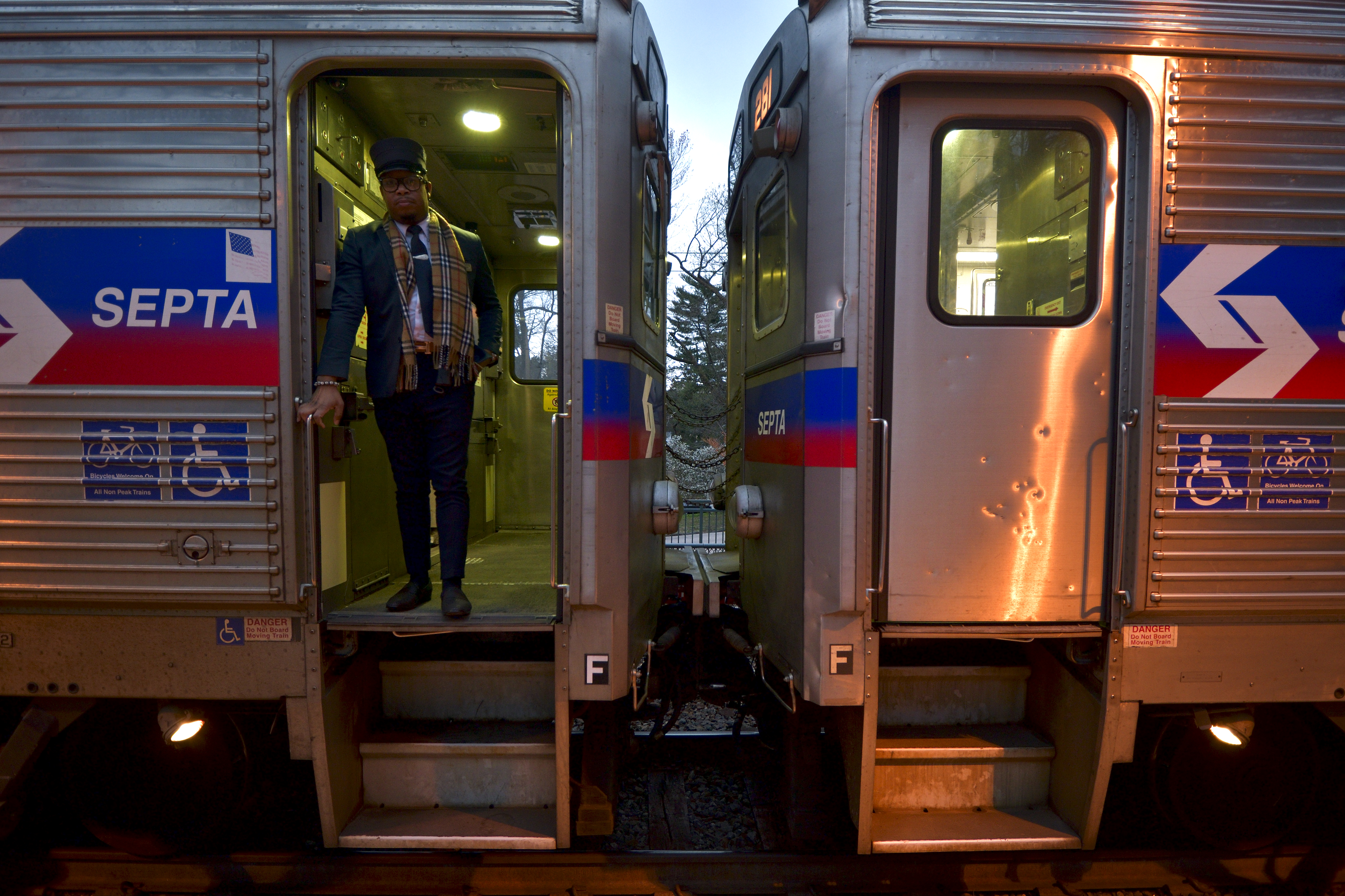 'Horrific': Woman raped on Philadelphia train while bystanders did nothing, police say