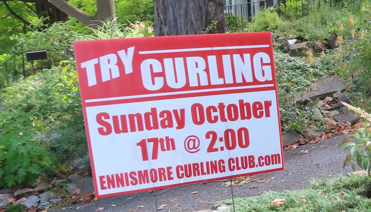 Try Curling - image