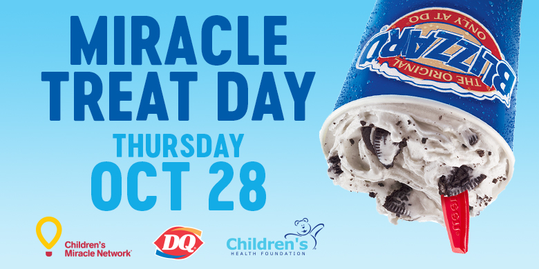 DQ Miracle Treat Day - image