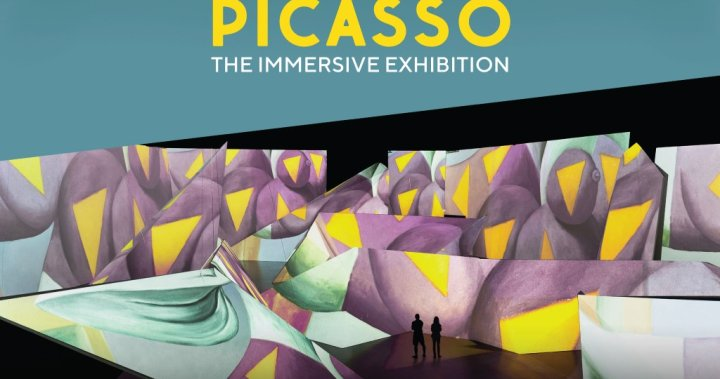 Global BC sponsors Imagine Picasso: The Immersive Exhibition – BC