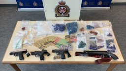 Continue reading: 6 arrested so far in largest fentanyl bust in Guelph police history