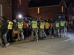 Continue reading: More than 100 partiers ticketed over homecoming weekend: City of Kingston bylaw