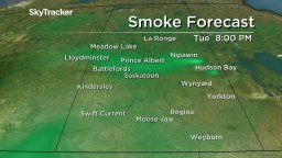 Continue reading: Air quality advisory continued in Saskatchewan due to wildfire smoke
