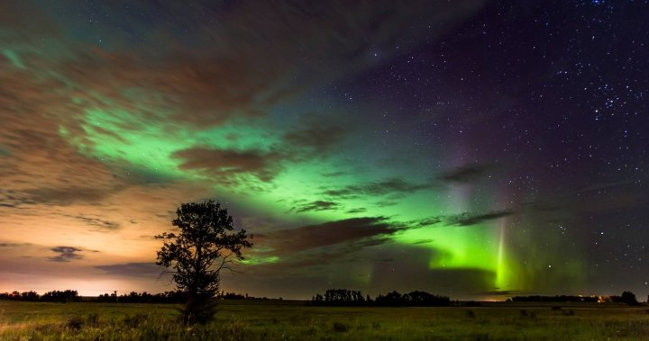 Meet the aurora borealis chasers in Alberta: 'It's like nothing else in the world'