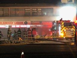 Continue reading: Calgary fire, CPS call northeast blaze on Sunday morning 'suspicious'