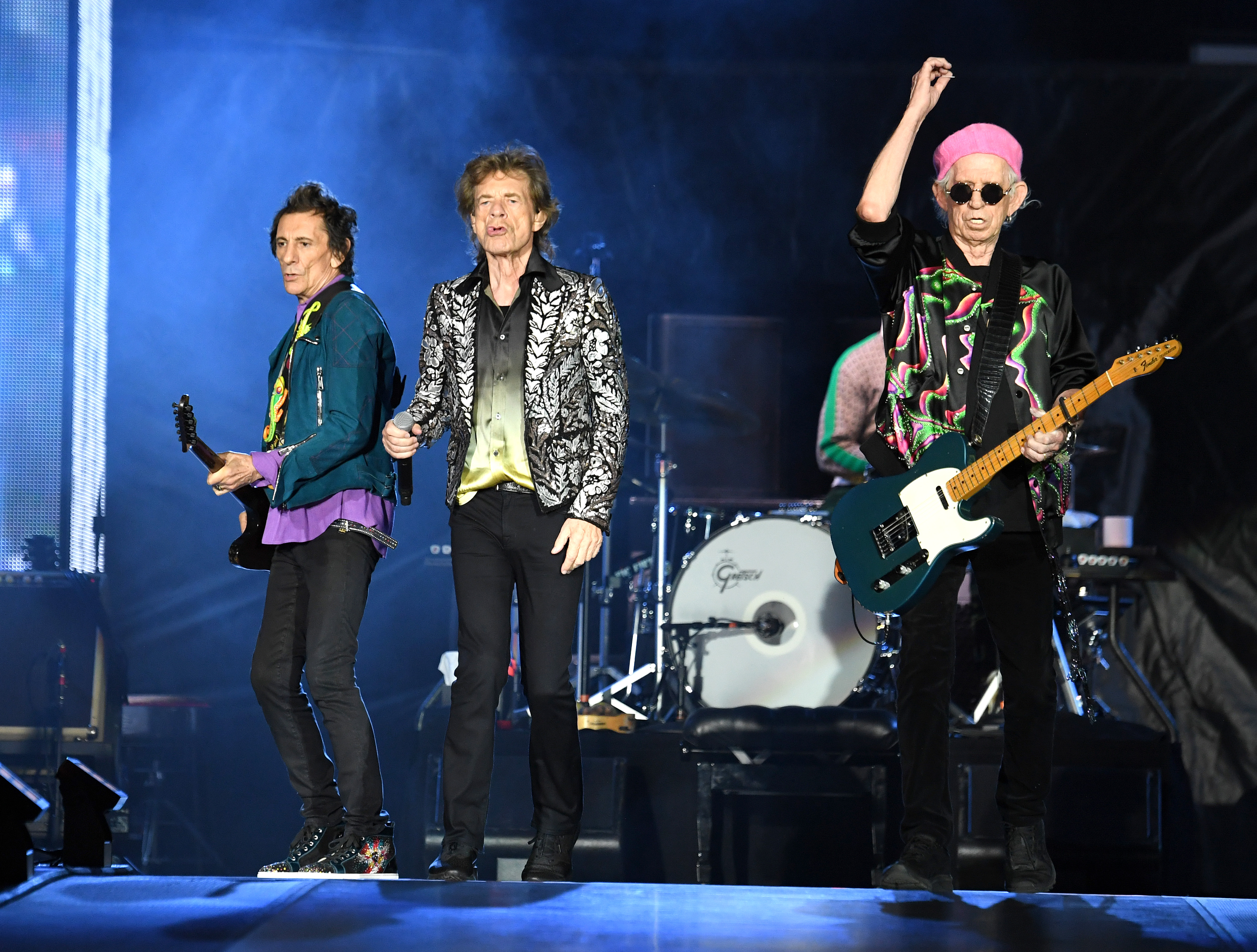 Rolling Stones drop 'Brown Sugar' from tour setlist over lyrics
