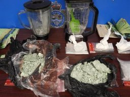 Continue reading: Two Hamilton area men charged in Sarnia police's largest-ever fentanyl bust