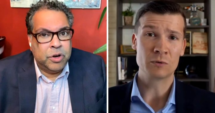 Calgary election: Nenshi calls on Farkas to apologize for 'skimming' comments – Calgary